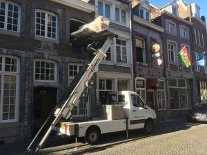 Verhuislift Maastricht Rechtstraat