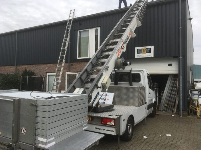 Verhuislift sint Michielsgestel