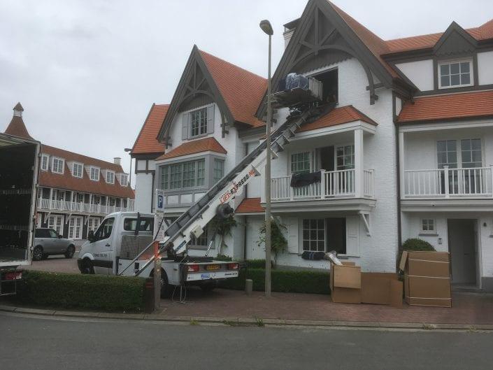 Rent a MOVING LIFT The Hague