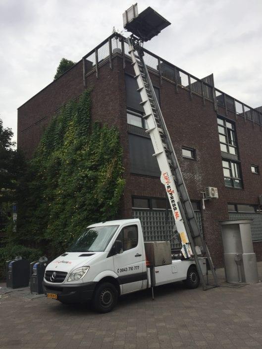 Verhuislift Eindhoven Het College