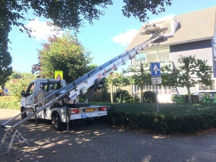 Verhuislift Dongen Grutterijstraat 's-Gravenmoer