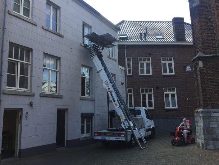 Verhuislift Roermond Grote Kerkstraat