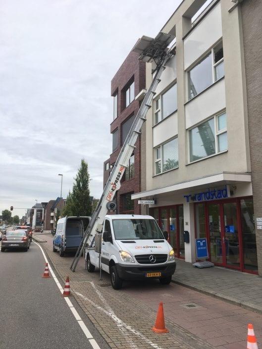 Verhuislift Valkenswaard Eindhovenseweg
