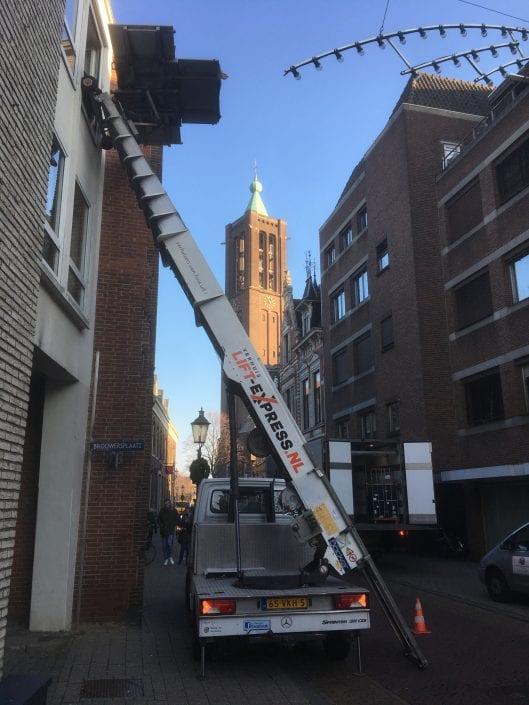 Verhuislift Venlo Grote Kerkstraat